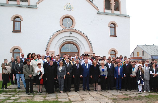 Delegacja Senatu RP odwiedziła Polaków w Kazachstanie