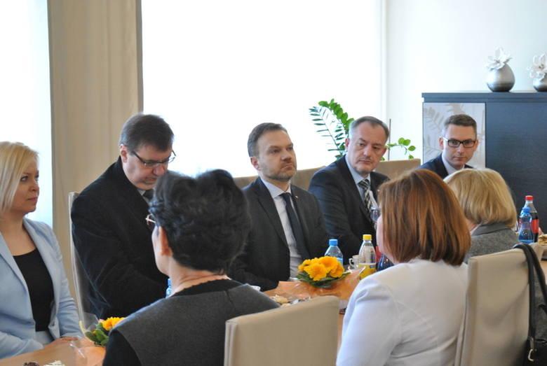 Kłobuck: Parlamentarzyści debatowali nad przyszłością regionu