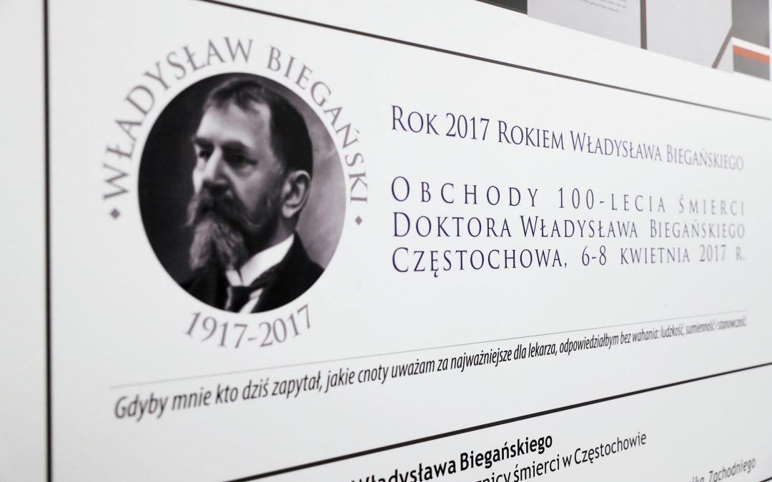 W 100-lecie śmierci doktora Władysława Biegańskiego