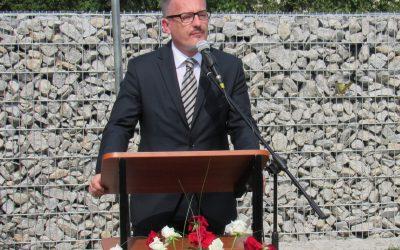 75 rocznica niemieckiego mordu w Rudnikach.