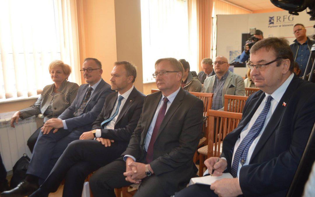 Przełomowa  inwestycja  dla  regionu  dla Ziemi Częstochowskiej