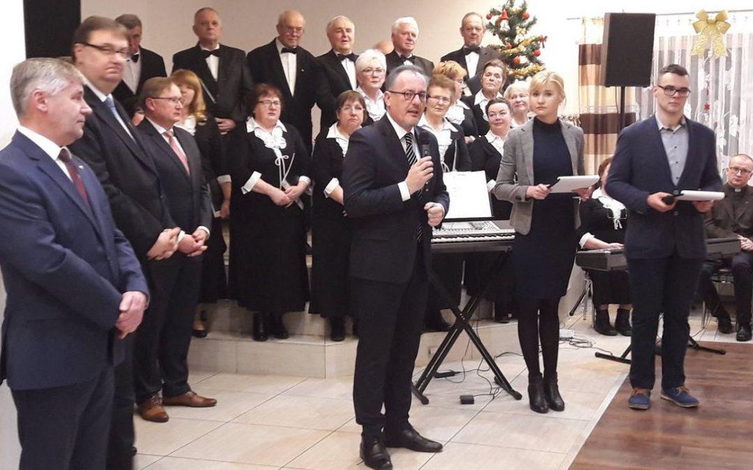 Spotkanie Członków, Sympatyków i Przyjaciół PiS Ziemi Lublinieckiej