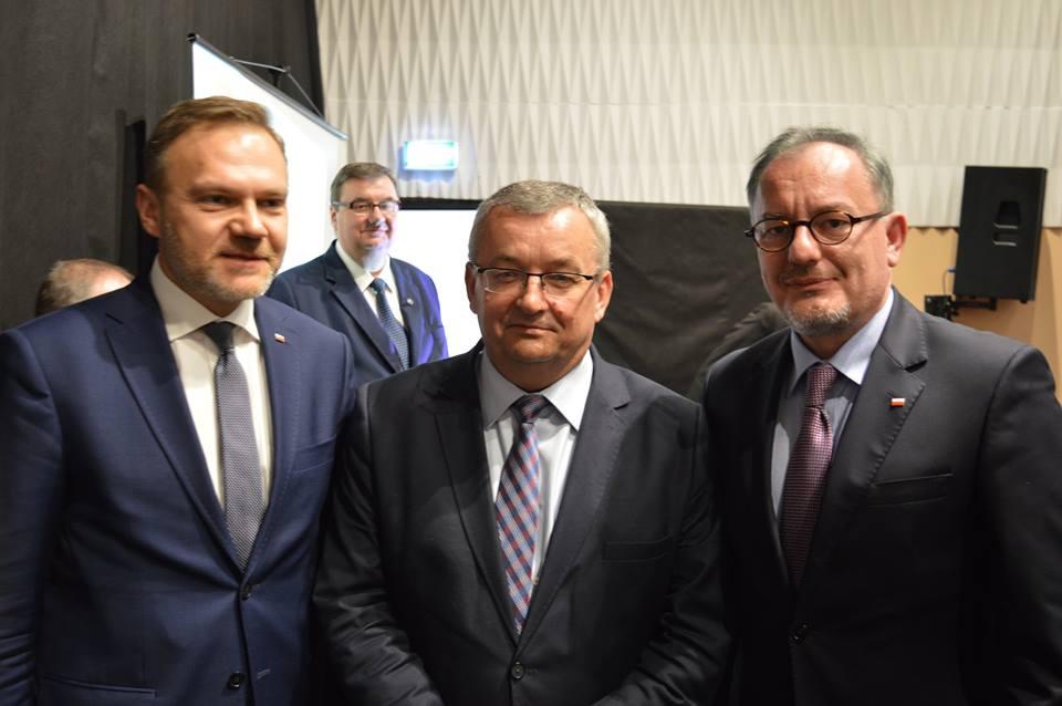 Minister Adamczyk w Krzepicach