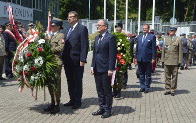 Uroczystość poświęcona śp. Ryszardowi Kaczorowskiemu, ostatniemu Prezydencie RP na Uchodźstwie