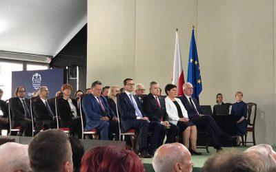 Zgromadzenie Narodowe z okazji 550-lecia polskiego parlamentaryzmu