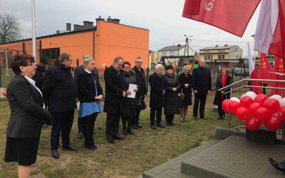 Otwarcie Filii Urzędu Pocztowego w Węglowicach