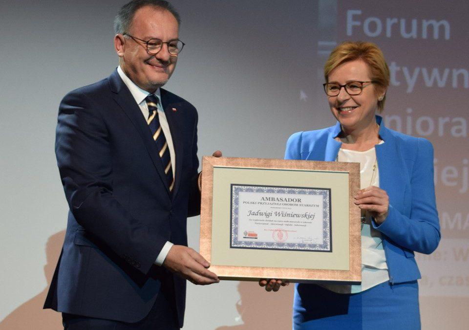 Forum Aktywności Senioralnej Polskiej Wsi