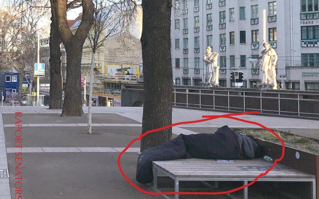 """,,Niewiedza i troska. Bezdomni Polacy w krajach Unii Europejskiej"""""""